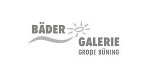 Logo Bäder Galerie